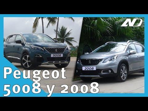 Peugeot 5008 y 2008 - ¿Qué hay de nuevo con las SUVs de Peugeot? - Primer vistazo