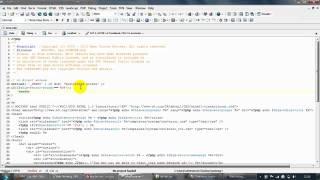 hướng dân chỉnh sửa lỗi file 404 joomla (file not found).mp4