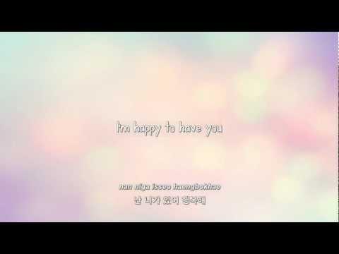 BEAST- You lyrics [Eng.   Rom.   Han.]