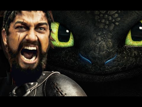 HTTYD Crack - This Is Sparta