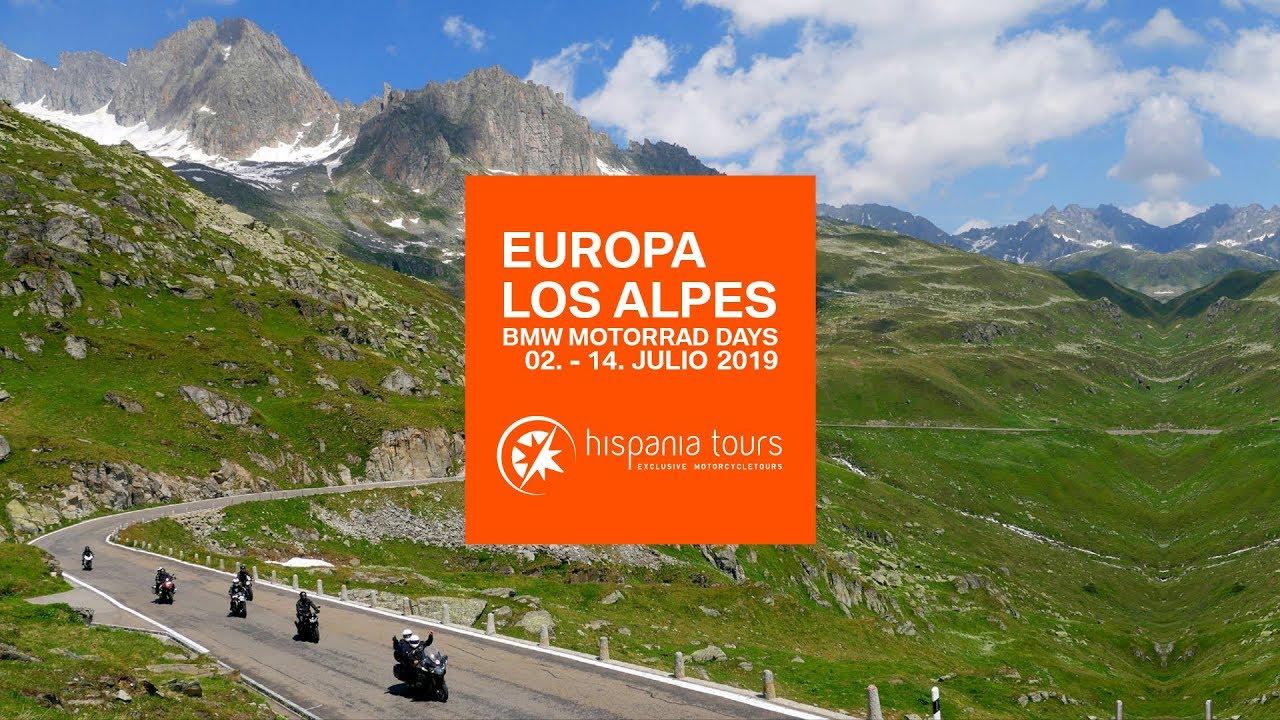 Europe The Alps And Bmw Motorrad Days Garmisch 2019