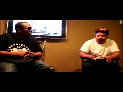 Producer Donnie Houston MuTv Interview!