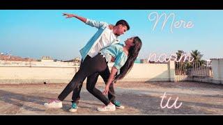 Zero | Mere Naam Tu | Abhay Jodhpurkar | Dance cover by Suravi & Rahul