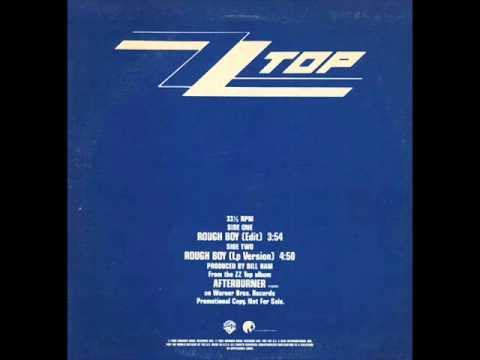ZZ Top - Rough Boy (instrumental)