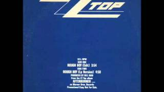ZZ Top - Rough Boy (instrumental)