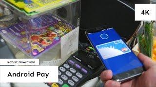 Android Pay w Polsce! Konfiguracja i jak płacić telefonem | Robert Nawrowski