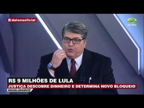 Justiça descobre R$ 9 milhões em contas de Lula