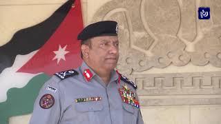 الحواتمة يرعى حفل تخريج مستجدي قوات الدرك (1/8/2019)