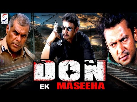 Don Ek Maseeha - Dubbed Hindi Movies 2016...