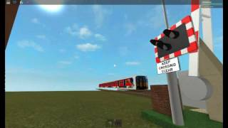 New game i made: Rusham level crossing roblox *no audio*