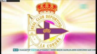 RC Deportivo La Coruna Klüp Arması / Semboller ve Renkler
