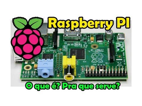 Raspberry PI o que é? e para que serve? Conheça em detalhes!