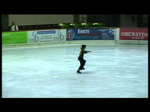 Joan Cheng, 1st Silver & Bronze II Artistic Skating