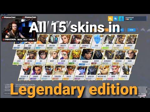 Overwatch legendary edition (updated)