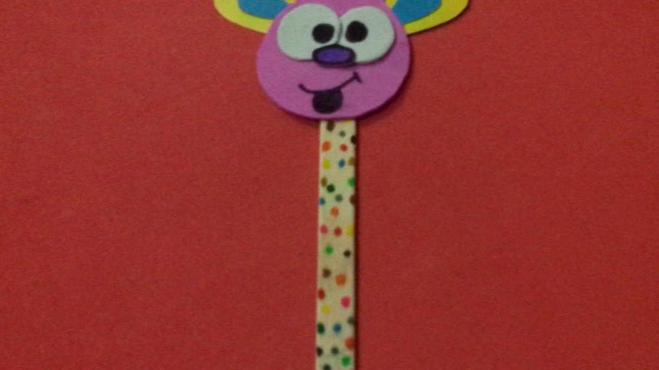crafts ideas for kids make a bookmark diy crafts guidecentral 4142