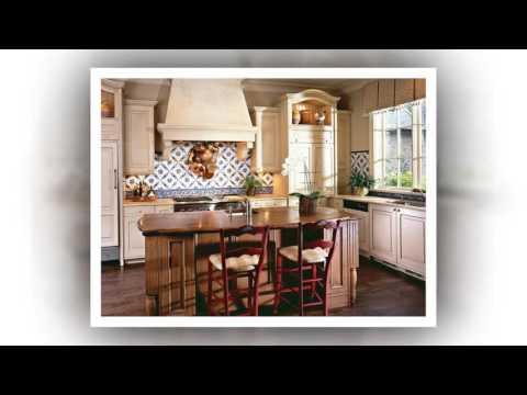 Кухня в деревенском стиле / Интерьер кухни в стиле кантри