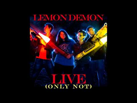 Lemon Demon - The Ultimate Showdown of Ultimate Destiny (Live (Only Not))
