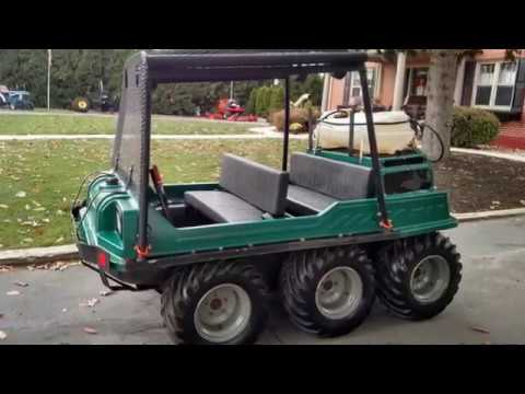 6x6 Max Iv For Sale Max Ii 6x6 Amphibious Atv For Sale ...