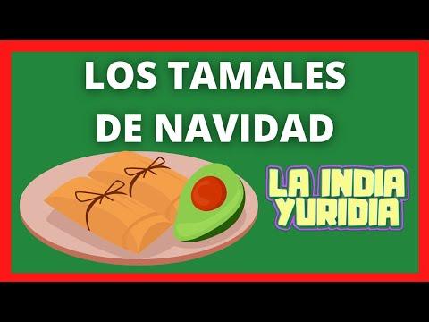 LA INDIA YURIDIA- LOS TAMALES