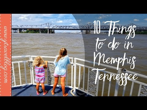 10 THINGS TO DO in Memphis Tennessee