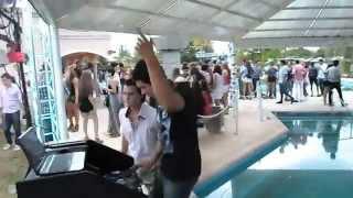 Pool Party 2-PISTA ELECTRÓNICA-(concepción del Uruguay,Entre Ríos)