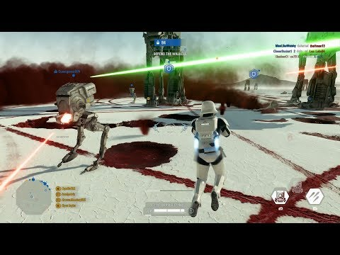 Star Wars Battlefront 2: Galactic Assault Gameplay (No Commentary) |