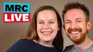 MRC Live - Watch Mike & Izabela - Mini Prize Draw 3