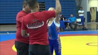 Aspectos Olimpiada Regional Luchas