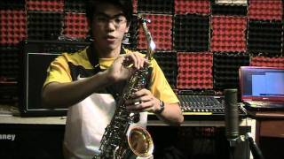 Music Malaysia - Saxophone Tutorial; Basics & Fundemantals How-To Video