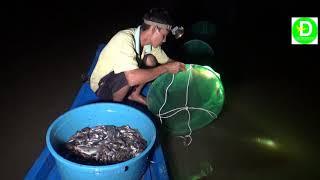 Dở dớn đầu mùa nước lũ l Fishing