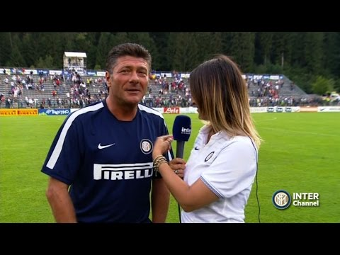 PINZOLO 2014 - INTERVISTA WALTER MAZZARRI POST INTER - TRENTINO TEAM