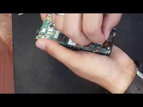 Как разобрать телефон Sony Xperia sola MT27i
