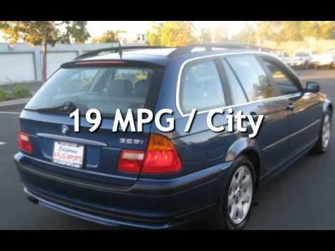 2002 Bmw 325i Wagon