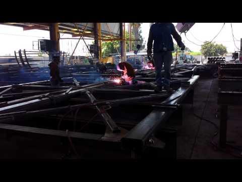 """Structural Steel Welders """"Amao Pinguie Y Fer"""""""