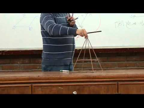 Dr Ashraf Khadab  Descriptive Geometry  2nd lec 2