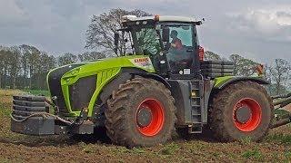 DVD Trailer Agrar Giganten Schlagkräftige Landtechnik