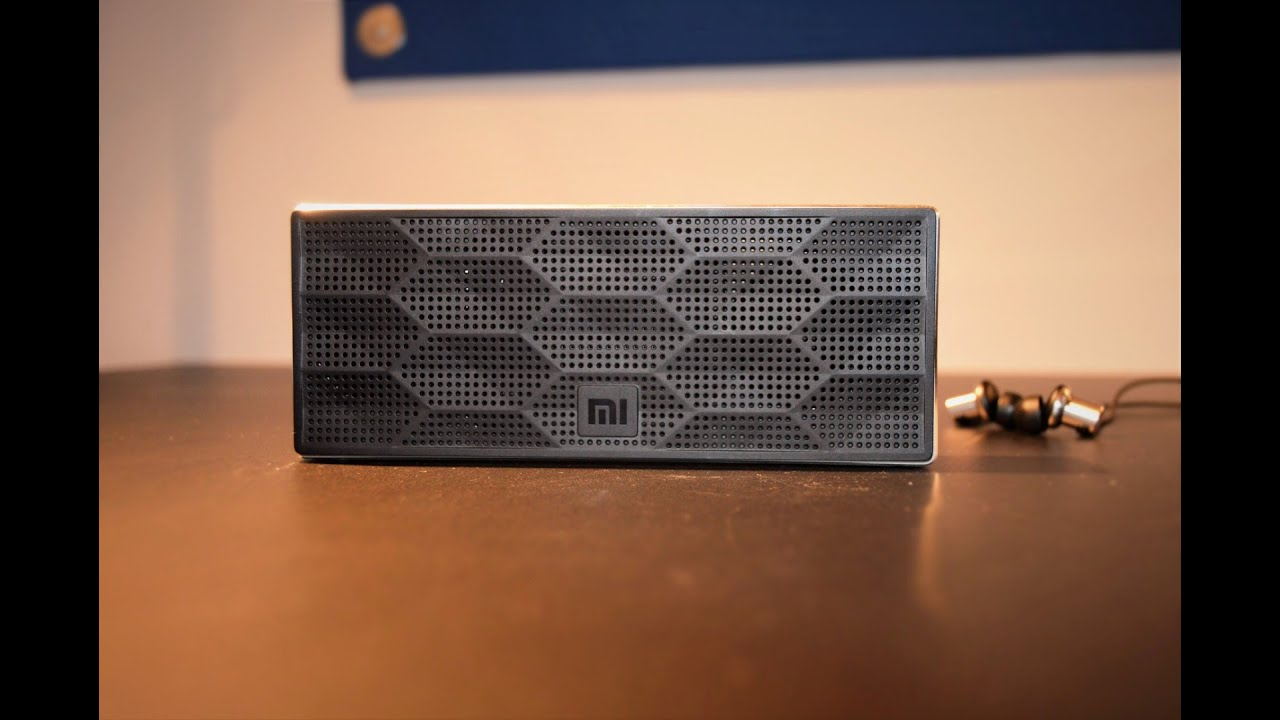 XiaoMi Square Box Bluetooth Speaker In Depth Review