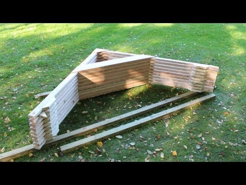 Building Roof Truss Systems For Shed Barn Or A Tiny