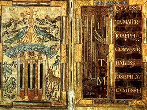 Collegerunt pontifices - processional antiphon from the 11th century