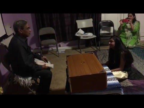 Mi Radhika- Shridhar Phadke appraises Soukhya Inamdar