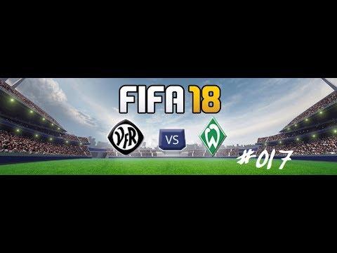 FIFA 18 S01E17: VFR Aalen Gg Werder Bremen II