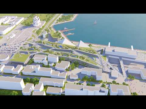 Концепт развития территории центра г. Владивостока