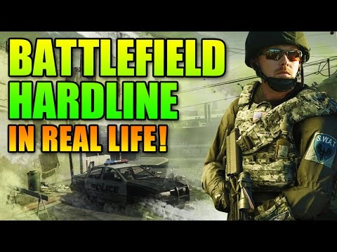 Watch Battlefield Hardline, But in Real Life