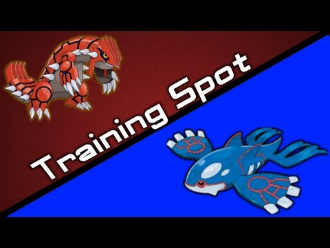 Pokemon Ruby/Sapphire: Good Training Spot! (Special Attack/HP EV)
