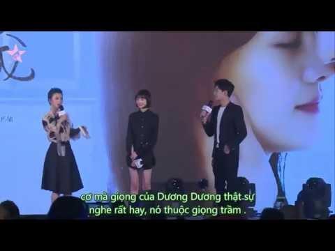 """[Luckystar Team] [Vietsub] Full Họp báo """"Yêu Em Từ Cái Nhìn Đầu Tiên """"  Bản truyền hình"""