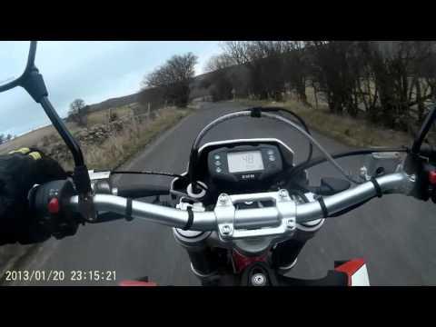 swm 650 r test ride