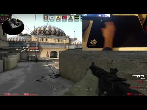 Weird Mouse Problems In CS:GO - //Fixed - Reinstalled GPU Drivers