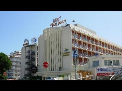 Gran Hotel Don Juan Lloret De Mar Costa Brava Catalonia Spain Youtube