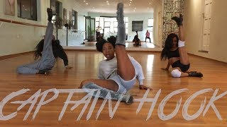 Megan Thee Stallion - Captain Hook|Dance video|Choreography by Black coco