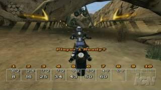 Nitrobike Nintendo Wii Video - Nitrobike Bowling